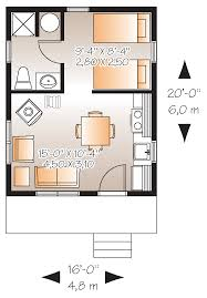 2 Story Garage Apartment Plans First Floor Plan Of Cabin House Plan 76163 Ideas For The House