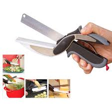 Buy Kitchen Knives Online Shop 2 In 1 Clever Cutter Knife Buy 2 In 1 Clever Cutter Knife