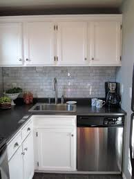 Carrara Backsplash Transitional Kitchen Sherwin Williams - Carrara backsplash