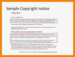 copyright message example copyright notice 32 free samples