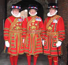 yeomen of the queen u0027s body guard