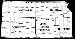 Map Of Wichita Ks Where To Hunt Hunting Kdwpt Kdwpt