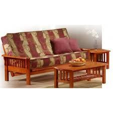 burlington full size futon frame sleepworks long island ny
