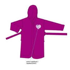 robe de chambre violetta violetta peignoir sortie de bain 6 à 8 ans achat et vente