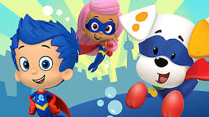 bubble guppies super guppies leapfrog