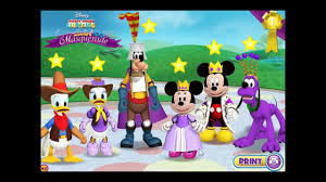 mickey mouse clubhouse full episodes of various online games for