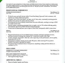 culinary resume templates culinary resume foodcity me
