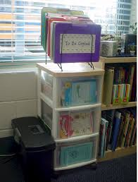 Classroom Desk Organization Ideas This Summer I Am Doing This She Takes You Step By Step