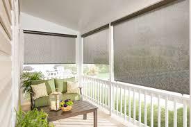 custom exterior solar shades bali blinds and shades
