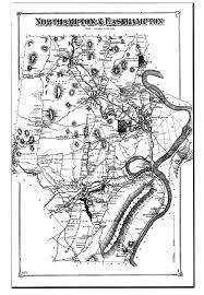 map of northton ma maps
