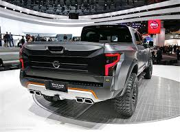 nissan titan diesel engine nissan titan warrior concept debuts in detroit with loads of