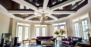 Room Ceiling Design Pictures by 17 Special Coffered Waffle Ceilings Making House Look So Much Richer