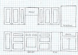 Kitchen Cabinet Layout Ideas Kitchen Cabinet Layouts Mf Cabinets