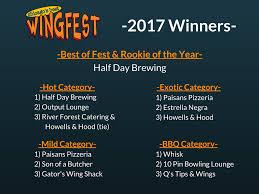 chicago wingfest chicago u0027s best chicken wing festival