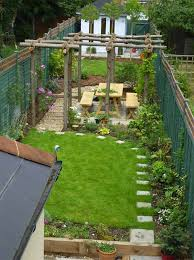 Outdoor Garden Design Ideas 18 Clever Design Ideas For Narrow And Outdoor Spaces