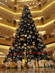the most expensive tree 11 million was on display