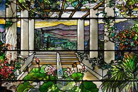 Louis Comfort Tiffany Stained Glass Post 2 U2013 Art Nouveau U2013 Louis Comfort Tiffany U2013 By Ren Gibson
