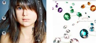 hair crystals want affordable hair accessories hairstyle