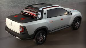 renault dacia duster renault is set to unveil the duster oroch show car in a world