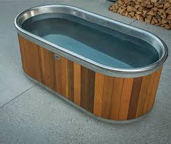 wooden bathtub bathtub new zealand outdoor wooden bathtubs stoked stainless