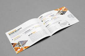 bi fold brochure template with classy style 000399 template catalog