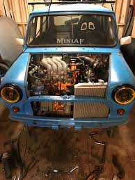 vwvortex com 2 0 swapped classic mini cooper turns but won u0027t start