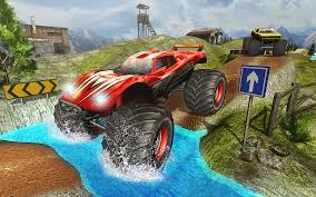 rc monster truck racing monster truck hill racing android apps on google play