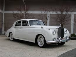 Rolls Royce Silver Cloud History Photos On Better Parts Ltd