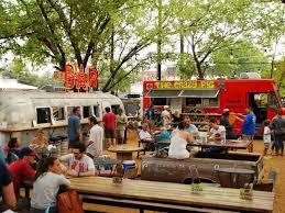 Backyard Beer Garden - plans progress for truck yard restaurant beer garden news
