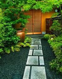 Japanese Garden Landscaping Ideas Jardín Pequeño Rocoso Decoración De Jardines Pinterest