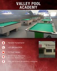 Academy Pool Table by Valley Pool Academy Billiard Premier Leagues