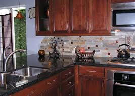 photos of backsplashes in kitchens which back splash with this or one of your own ideas granite