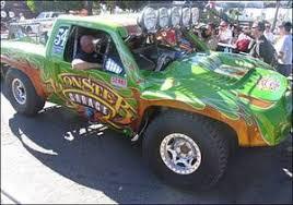 monster garage custom baja 1000 trophy truck pictures