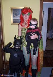 Poison Ivy Costumes Halloween Batman Robin Poison Ivy Costumes