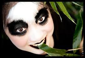 Panda Makeup For Halloween Alexa Poletti Photography U0027s Photo Blog Www
