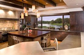 u shaped country kitchen ideas with island picture design ideas