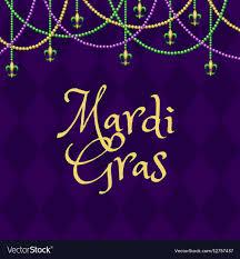purple mardi gras mardi gras purple background royalty free vector image