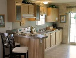 Mobile Home Kitchen Designs Home Design - Mobile homes kitchen designs
