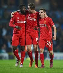 Kolo Toure Memes - kolo toure steven gerrard has been preparing jordan henderson for