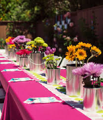 garden party decorations u2013 ideas how you your festival of beauty