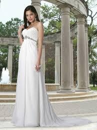 empire wedding dress wedding dress the engagement
