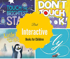 8 of the best interactive books for