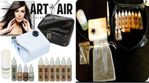 best professional airbrush makeup system of air best airbrush makeup system reviews easy makeup kits