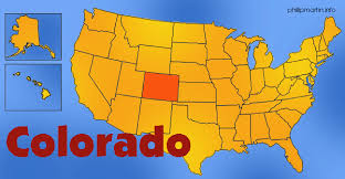 map us states colorado colorado free 50 us states lesson plans powerpoints activities