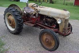 1950 ford 8n tractor item ca9806 sold september 14 ag e