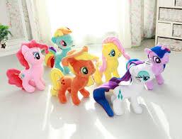 qoo10 auction my little pony cake topper mlp figurines pony