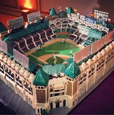 texas rangers baseball stadium wedding cake rangers ballpark in
