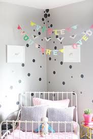 Girly Wall Stickers 135 Best Murals Decals Wall Treatments In Nurseries Kids