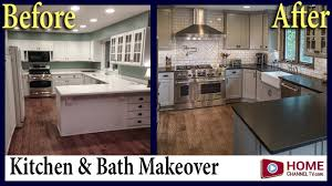 Kitchen And Design Before U0026 After Kitchen And Bath Remodel Klm Kitchens Baths