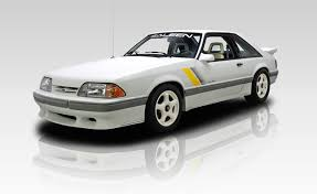 saleen mustang images 1989 ford saleen mustang ssc with just 7 918 for 36 900